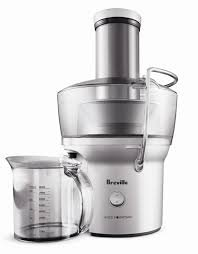 Brevile Bje200xl Compact Juice Fountain 700-watt Juice Extractor