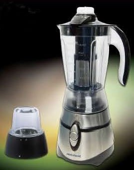 Frigidaire FD5155F Stainless Steel Blender with Filter Grinder 220-240 Volt 50-60 Hz OVERSEAS USE ONLY WILL NOT WORK IN THE US