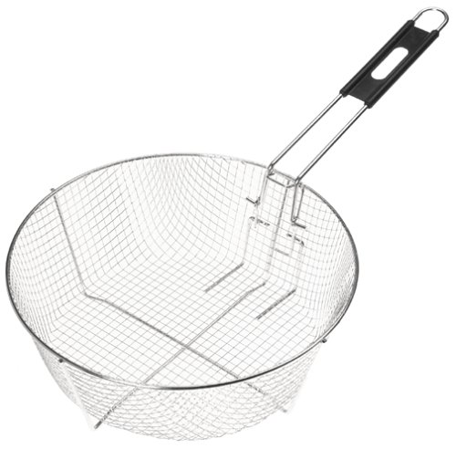 "Lodge 12fb2 Deep Fry Basket, Fits 12"" Diameter Pots"