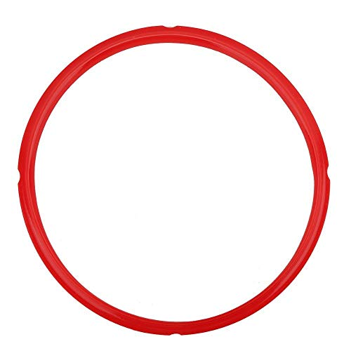 8Qt Electric Pressure Cooker Silicone Sealing Ring Gasket Home Kitchen Accessories Red