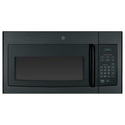 Ge Jvm3160dfbb 1.6 Cu. Ft. Black Over-the-range Microwave