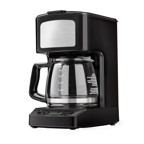 Kenmore 5-cup Black Digital Coffee Maker
