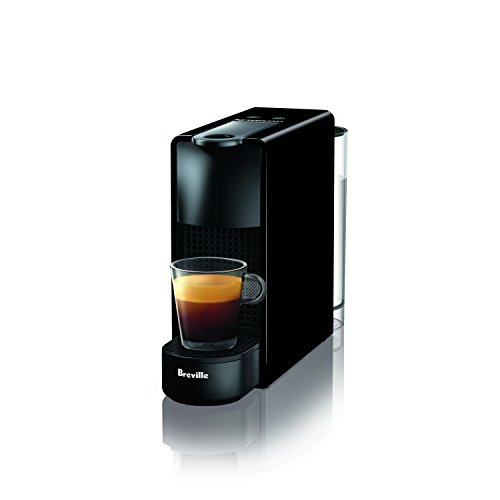 Nespresso Essenza Mini Espresso Machine by Breville Piano Black