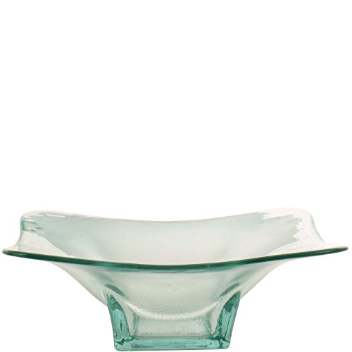 Couronne Company G7242 Butterfly Recycled Glass Bowl 8 Clear 1 Piece