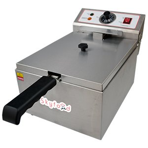 SKYFOOD FE-10-N ELECTRIC FRYER - COUNTERTOP - SINGLE WELL