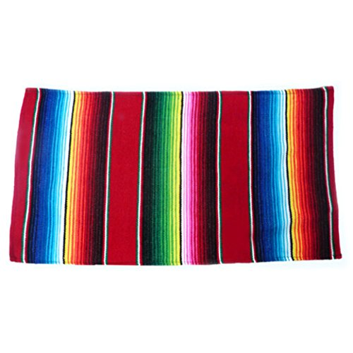 Mexican Serape Striped placemat