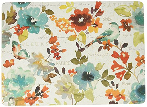 4 Cala Home Premium Hardboard Placemats Table Mats Natures Palette