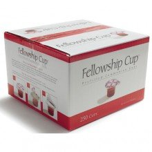 Communion-Set-Fellowship Cup JuiceWafer-250 Sets 250 Pack